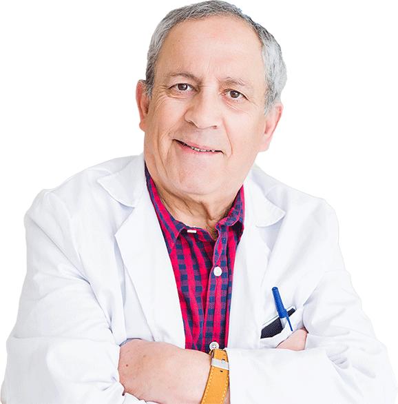 Privatärztlicher Notdienst - Arzt lächelt in die Kamera