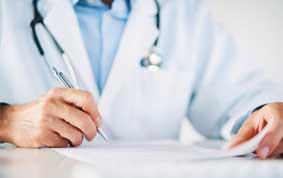 Arzt schreibt